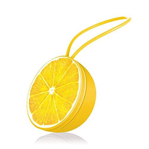 Forma de Frutas Altavoz Bluetooth Subwoofer Lindo Altavoces Deportivos Bajos Novedad Altavoz de sandía Lovely Kiwi Lemon Sound Box