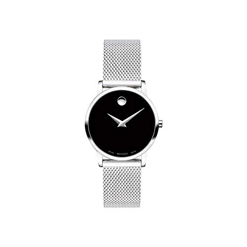 Watch Movado Women's Museum Watch Quartz Sapphire Crystal 0607220 0607220