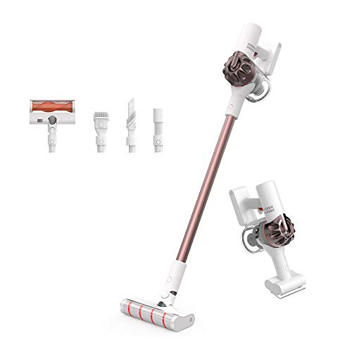 Dreame XR V10R Aspirador Escoba, Aspirador sin Cable, Aspirador 5 en 1 (Potencia de succión de 22,000 Pa, Autonomía hasta 60 min, Ruido Bajo)