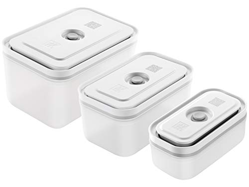ZWILLING FRESH & SAVE VAKUUM BOXSET, S/M/L / 3-TLG Fresh & Save