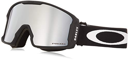 Oakley unisex-adult Sunglasses, prizm snow black iridium, Einheitsgröße