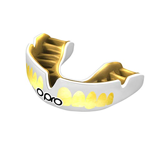 Opro Power-Fit Club Colours Mouthguard | Gum Shields For GAA, Rugby,...