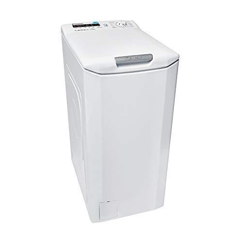 Candy CST G372D-01 Libera installazione Caricamento dall alto 7kg 1200Giri min A+++ Bianco lavatrice