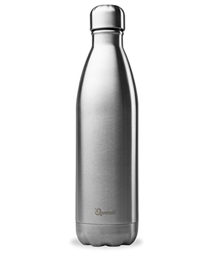 QWETCH - Bouteille Isotherme INOX - 750ml