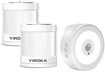 Yiroka Motion Sensor Wireless Alarm