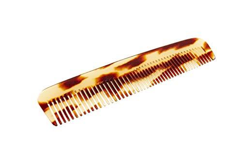 Remos - Peigne en celluloïd de poche 12 cm