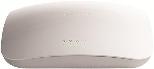 NETGEAR WNAP320-100PES ProSAFE Wireless-N Access Point (300 Mbit/s, 2,4 Ghz, 1x GbE Ethernet, IEEE 802.3af, bis zu 64 Nutzer)