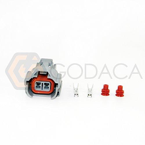4x denso x22esr-u Bujía 4091 Set De 4 clavijas Envío rápido
