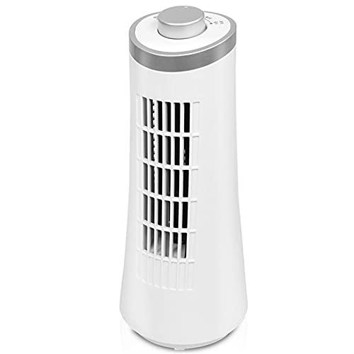 C Y P Pequeña Ventilador De Torre, Multifunción Ventilador De Columna Segunda Velocidad Oscillating Tower Fan para El Hogar Y La Oficina Regalos Creativos Ventilador De Oscilación Fan Ventilador