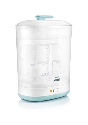 Philips Avent 2-in-1 Electric Steam Steriliser, SCF922/01