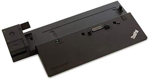 Lenovo ThinkPad Ultra Dock, 90W Acoplamiento USB 2.0 Negro - Base (90W, Acoplamiento, USB 2.0, 10,100,1000 Mbit/s, Negro, Lenovo, ThinkPad) (Reacondicionado)