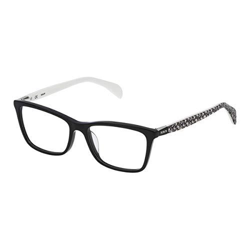 Tous Damen VTO97852700Y Sonnenbrille, Schwarz, 52/16/140