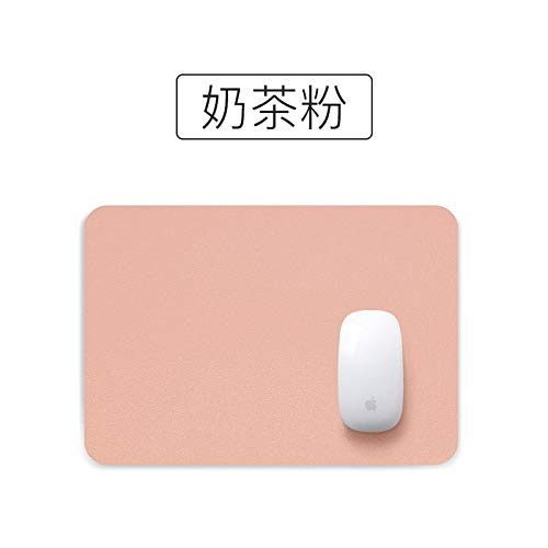 Handgelenkauflagen Mouse Pad Thickened Cartoon Small Wrist Guard Cute Girl Computer Table Mat Desk Pad Keyboard Pad 20 * 20cm smiley face + 21 * 26cm hug cat [two packs]