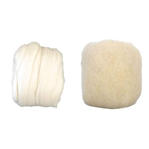 フェルト羊毛