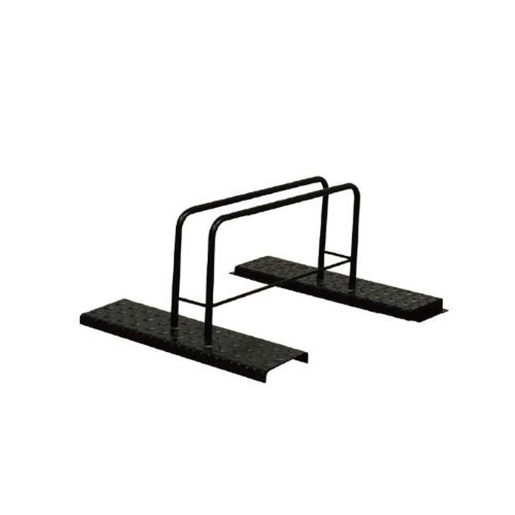 ハードウェアレンダー肩をすくめる足立製作所 日本製 自転車 スタンド 1台用