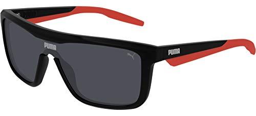 Puma Pu0248s, Gafas De Sol Hombre, Black (001)