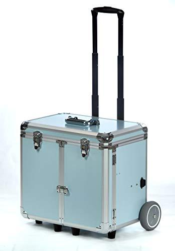 Fusspflegekoffer Modell Easy-Premium neues hochwertiges Design !! (Blau)