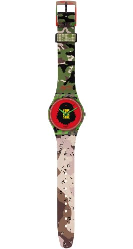 Swatch Kinder-Armbanduhr Tic Tic Boom kidrobot GB251