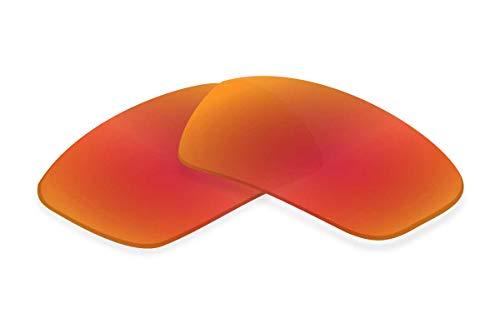 SFx - Lentes de repuesto para gafas de sol Serengeti Arezzo 60 mm (polarizadas, rojo, naranja, espejo, azul, par SFxUltra)