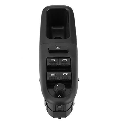 NsbsXs para Peugeot 406 1995 2004, Lado Izquierdo del Conductor, energía eléctrica Principal, Interruptor de Control de Ventana Principal, botón Elevador 6554.CF