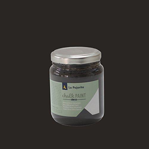 La Pajarita 105337 Pintura, Negro, 175 ml