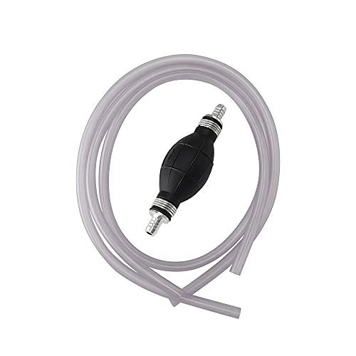 45 mm Für Wasser Benzin Diesel Handpumpe Notpumpe Absaugpumpe Umfüllpumpe DHL