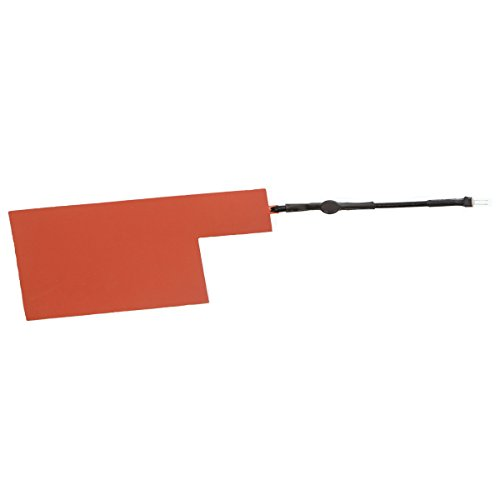 Generac 7101 Battery Heater Pad for 9kW - 22kW Air Cooled Standby Generators , Orange