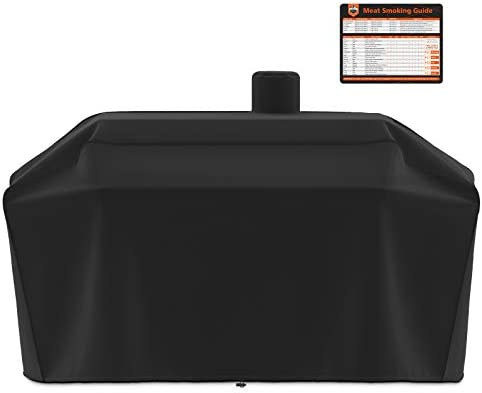 SHINESTAR Grill Cover for Smoke Hollow 4 in 1 Combo Grill PS9900 GC7000 DG1100S and Pit Boss product image