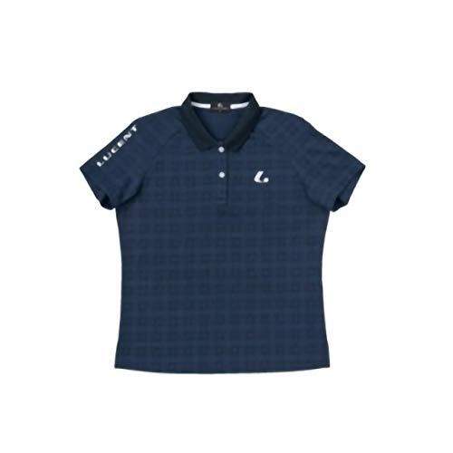ルーセント(lucent) レディース ゲームシャツ(ネイビー) XLP-4976 O