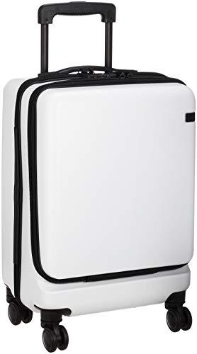 [エース トーキョー] スーツケース コーナーストーンZ フロントポケット 双輪キャスター 06235 機内持ち込み可 36L 47 cm 3.1kg ホワイト