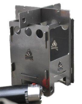 Bushcraft Essentials Micro-Réchaud EDCBox