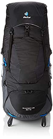 Deuter Aircontact Lite 65+10 Backpacking Pack.