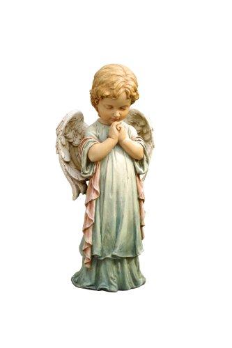 Napco Praying 12-Inch Angel Child Outdoor Decoration -  Napco, Inc. - Lawn & Garden, 099278192227