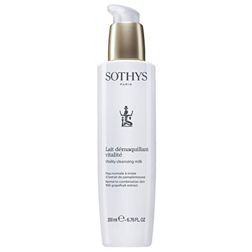 Sothys Vitality Cleansing Milk - 6.7 oz by Sothys