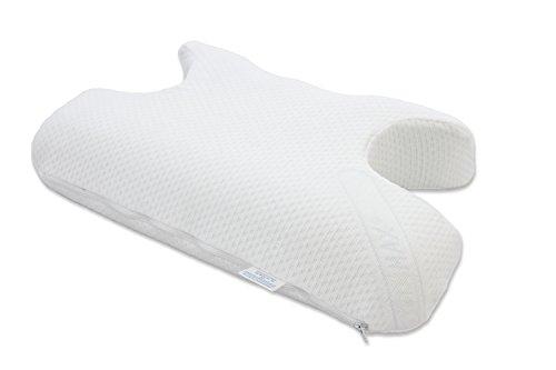 Somnipax CPAP-Kissen Größe M - optimal für CPAP-Maskenträger (SomniShop Set)