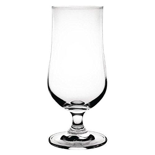 Olympia gm578 cristal ouragan en verre, 340 ml (Lot de 6)