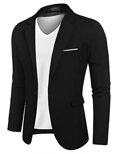 Top 10 Best Mens Sports Jackets and Blazers Black Comparison