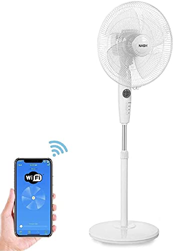 Nash CoolSmart WiFi Osculating Fan Review 1