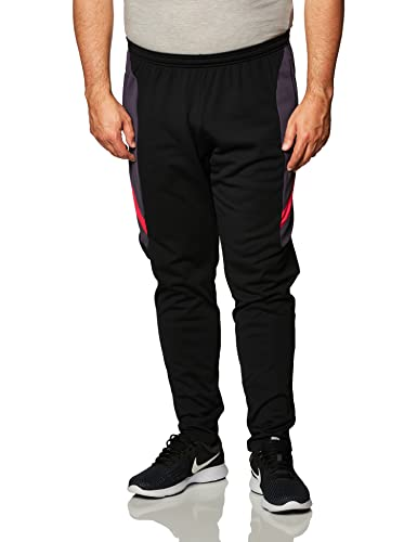 NIKE CT2491-014 M NK Dry ACD TRK Pant KP FP MX Pants Mens Black/Dark Raisin/Siren Red/(Siren Red) L