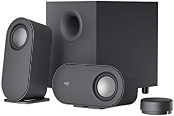 Logitech Z407 Bluetooth Computer Speakers with Subwoofer and Wireless