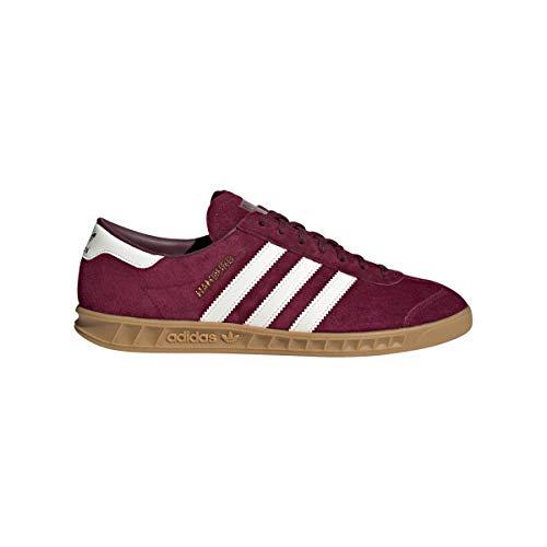 adidas Originals Hamburg Rot Weiss
