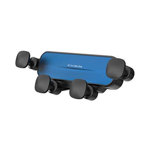 FanLe Soporte de teléfono para coche, 2021 nuevo Gravity Air Vent Invisible Car Phone Mount Soporte de coche para todos los smartphones