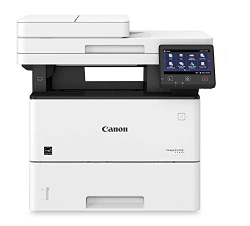 Canon imageCLASS D1620 (2223C024) Multifunction, Wireless Laser Printer with AirPrint, 45 Pages Per Minute and 3 Year Warranty, Amazon Dash Replenishment enabled