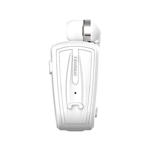 docooler Fineblue F-V6 Auricolari Bluetooth Senza Fili Auricolare in-Ear Cuffie Business Bluetooth 4.0 Clip da Indossare a Mani libere con Microfono