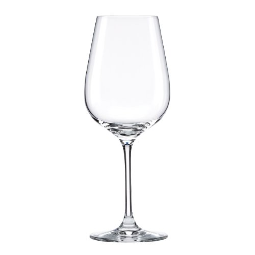 Lenox L825839-000 Tuscany Classics Pinot Grigio Wine Glass Set, Clear