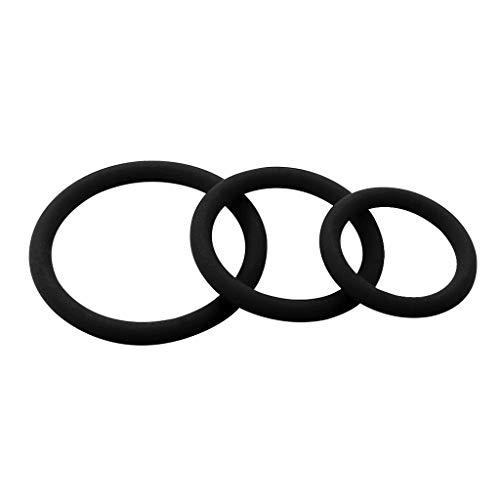 wenjuersty 3 Stück Ring Enlarger Adult Toy Für Männer Paare
