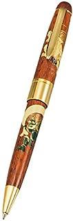 山下漆器店 漆芸高級木製ボールペンX/風神雷神