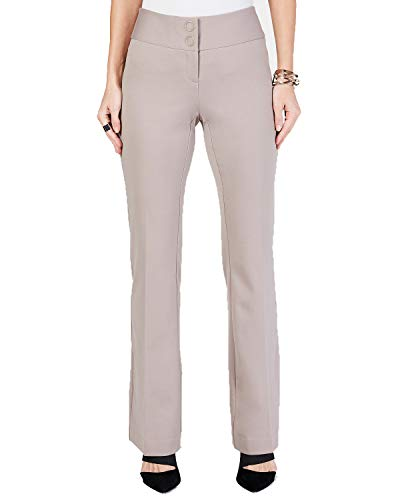 Alfani Women's Snap-Waist Trousers