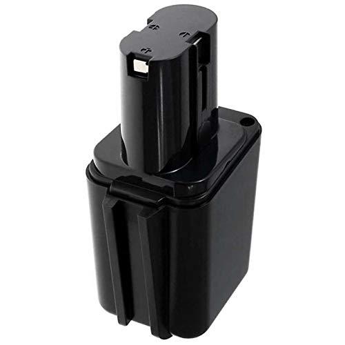 Akku für Bosch Typ 2607300002 NiMH Knolle, 9,6V, NiMH