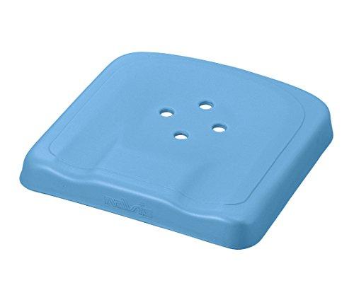 0-8072-12コンフォートシャワーキャリアー用角型シートカバー(ブルー)【1個】(as1-0-8072-12)